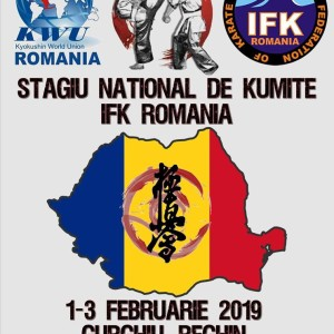 Stagiu National de Kumite - IFK Romania
